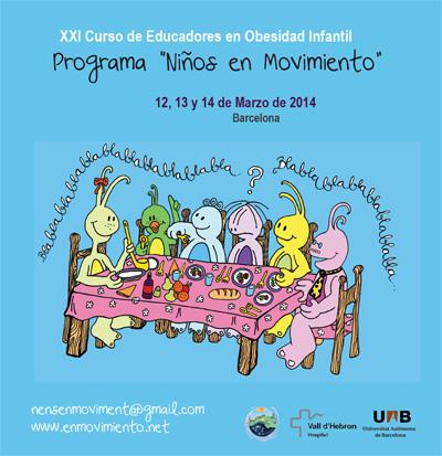 XXI curso de Educadores en Obesidad Infantil SEINAP, Investigación en Nutrición y Alimentación en Pediatría